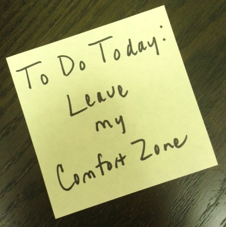 language comfort zone